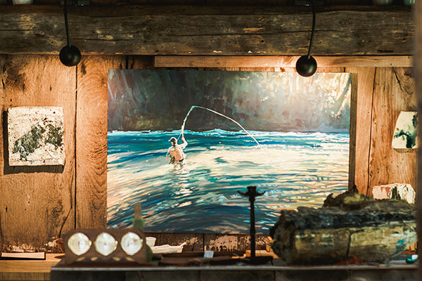 The Good Supply in Pemaquid Maine Artist Collection Art So Fresh