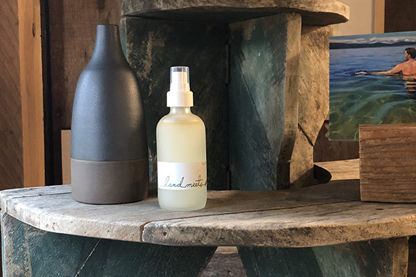 The Good Supply in Pemaquid Maine Artist Collection Land Meets Apothecary Products Handmade in USA