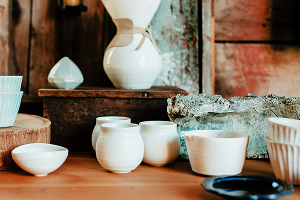 The Good Supply in Pemaquid Maine Artist Collection by Material Ceramics