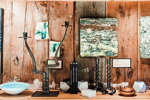 The Good Supply in Pemaquid Maine Artist Collection by Material All