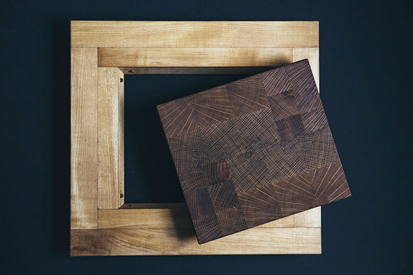 The Good Supply in Pemaquid Maine Artist Collection by Material Wood