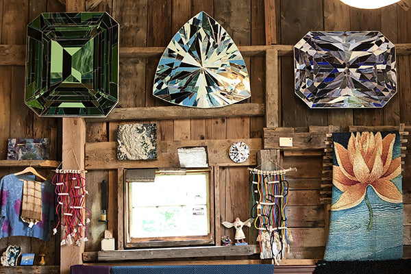 The Good Supply Pemaquid Maine Midcoast Artisan Store Valentine's Day Collection Made in USA