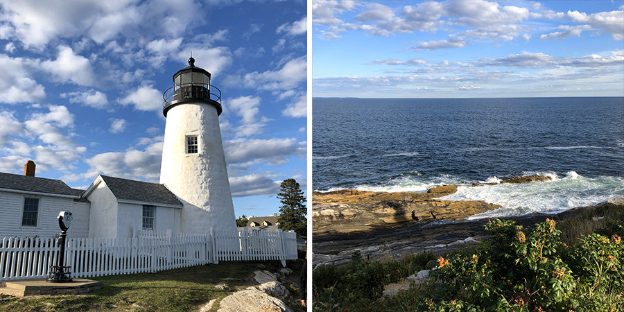 The Good Supply Pemaquid Maine Midcoast Artisan Store Visit Pemaquid Point Lighthouse Day Trip