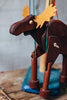 Maine Marionette Maker Fish River Crafts Moose