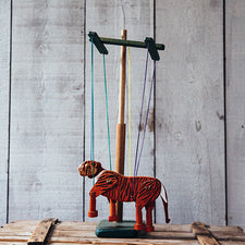 Maine Marionette Maker Fish River Crafts Tiger