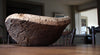 Bitters Co. Cork Burl Bowl - Large - Bark Detail
