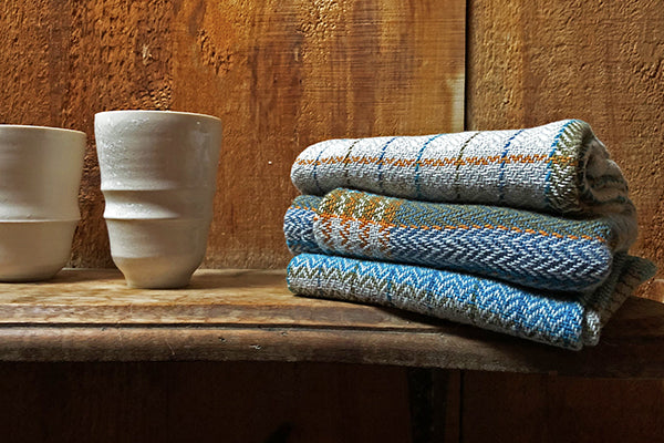 Handwoven Camp Towel The Good Supply