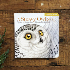 Islandport Press A Snowy Owl Story Published and Printed in Maine USA