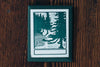 Letterpress Bookplates Made in Maine USA by Saturn Press Forest