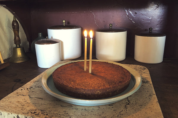 The Good Supply Midcoast Artisan Store Danica Design Beeswax Birthday Candles Made in Maine USA
