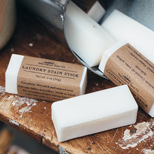 The Good Supply in Pemaquid Maine Organic Laundry and Apothcary Artist SoulShine Soap Co Stain Remover Stick Made in USA