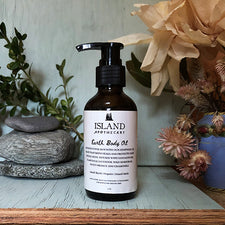 The Good Supply in Pemaquid Maine Small Batch Organic Apothecary for Self-Care Sun Up Toner Made in USA