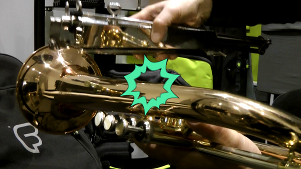 Common damage to brass instruments