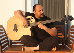Artist Spotlight: Ahmad Hani - World Class Bass Player Against All Odds
