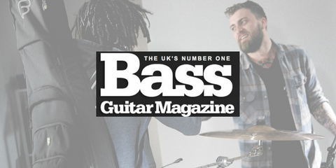 Review of Urban Bass Guitar Gig Bag in Bass Guitar Magazine