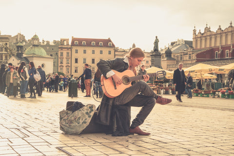 10 Stressful Problems Only Busking Musicians Will Know
