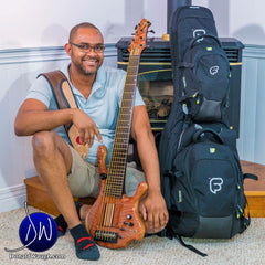 Donald Waugh - Bass Player - Fusion Gig Bag Owner