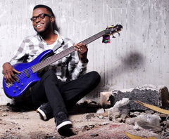 Artist Spotlight: Edgar K. Muzah - Bassist With A Heart Of Gold