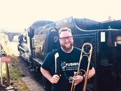 Travelling with my Trombone