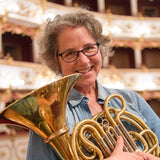 Diane Eaton - French Horn Player at the Symphony Orchestra