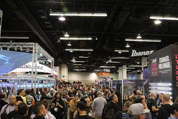 The Winter NAMM Show 2018