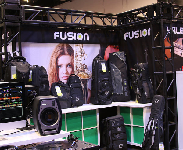 Fusion at the NAMM Show 2018
