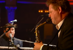 Artist Spotlight: Derek Nash - One of the Finest Award Winning Jazz Saxophonists