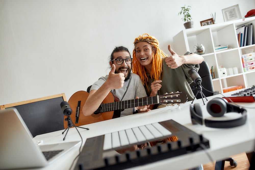 Musician's guide to live-streaming