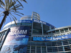 The NAMM Show is a place of education, inspiration and diversity