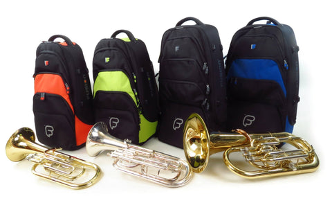 Brass instrument gig bags