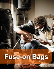 Fuse-on Bags