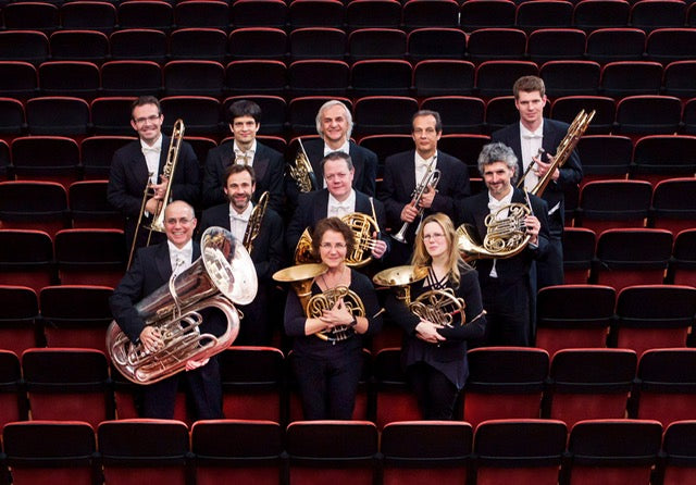 Diane Eaton Brass Section at the SOB
