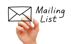 How to get more mailing list subscribers