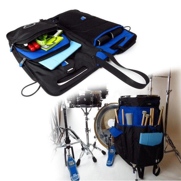 Gig Bag for Beat 12 Stick Gig Bag, Cymbal, Snare and Drum Bags,- Fusion-Bags.com