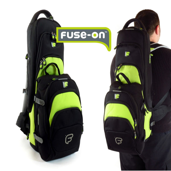 Fuse-on bag for Fusion Premium Soprano Saxophone Gig Bag