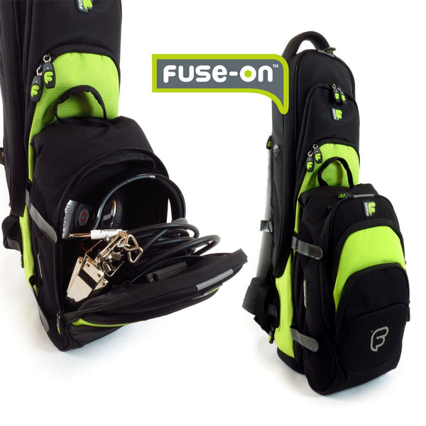 Fusion Premium Soprano Saxophone Gig Bag with Fuse-on backpack