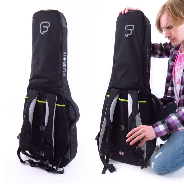 Backpack straps - Urban Series Electric Guitar Gig Bag