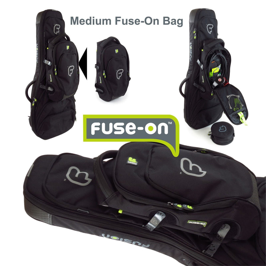 Gig Bag for Urban Electric Guitar Bag, Guitar and Bass Bags,- Fusion-Bags.com