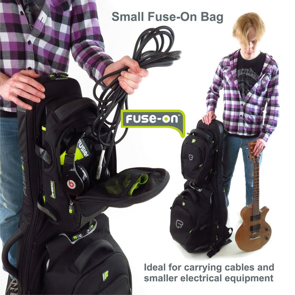 Carry additional gear with your guitar Urban Series Electric Guitar Gig Bag