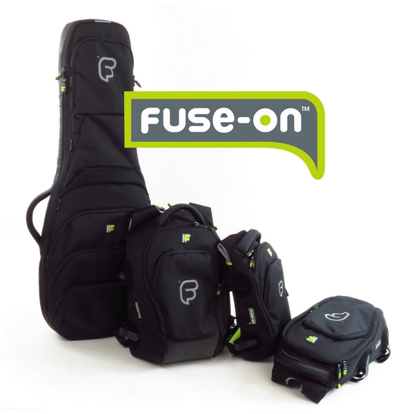 Fuse-on the solution for Urban Series Electric Guitar Gig Bag
