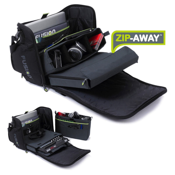 Gig Bag for Workstation DJ, DJ and Controller gig bags,- Fusion-Bags.com