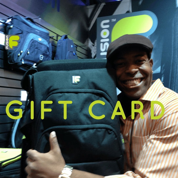 Gig Bag for Gift Card, Gift Card,- Fusion-Bags.com - Gift Card - Fusion-Bags.com
