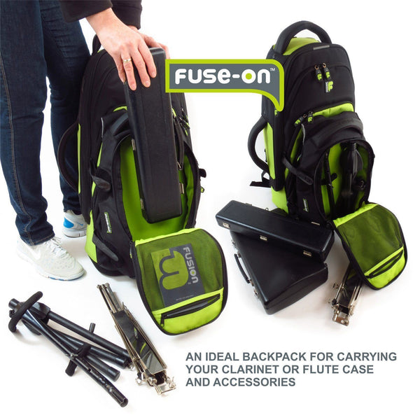 "Gig Bag for Premium Medium ""Fuse-on"" bag, Fuse-on bags (attachment bags),- Fusion-Bags.com - Premium Medium ""Fuse-on"" bag - Fusion-Bags.com"