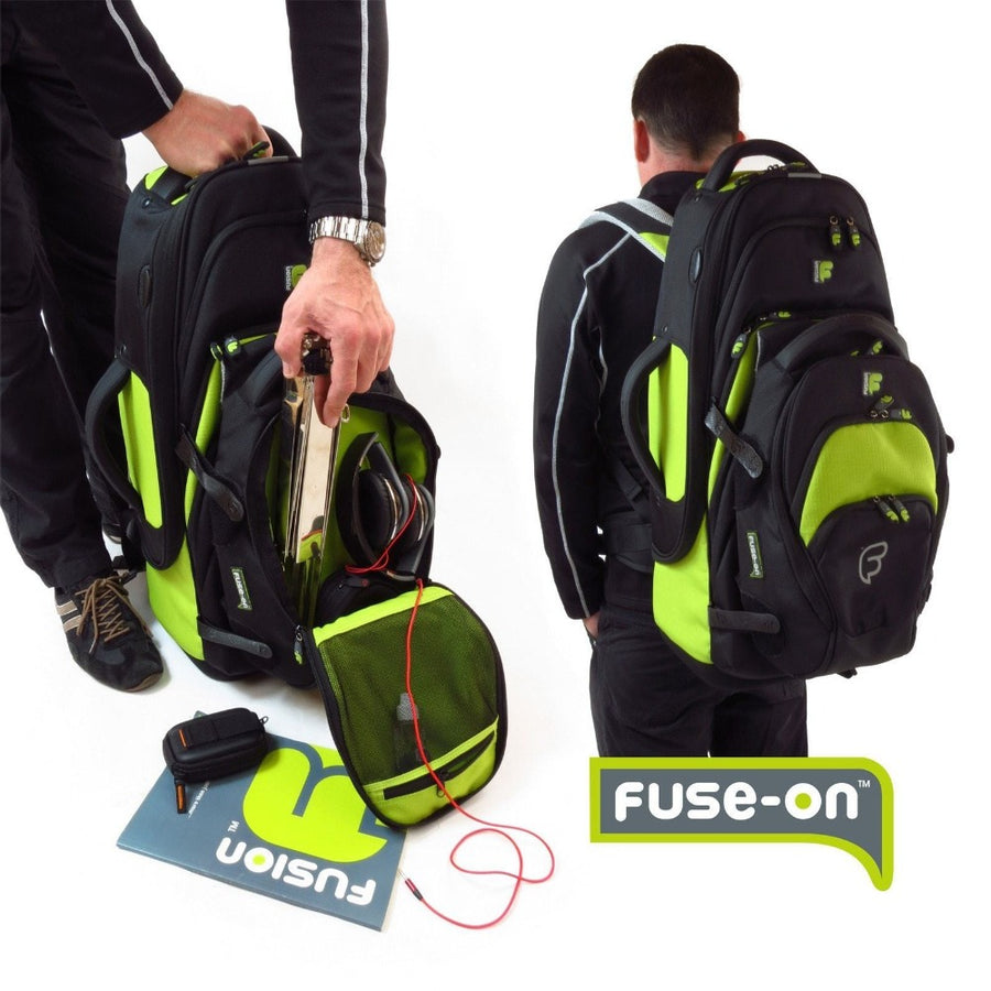 Fuse-on bags available for Premium Tenor Horn Case / Alt Horn Bag, Brass Gig Bags,- Fusion-Bags.com - Premium Tenor Horn Bag / Alt Horn Bag - Fusion-Bags.com
