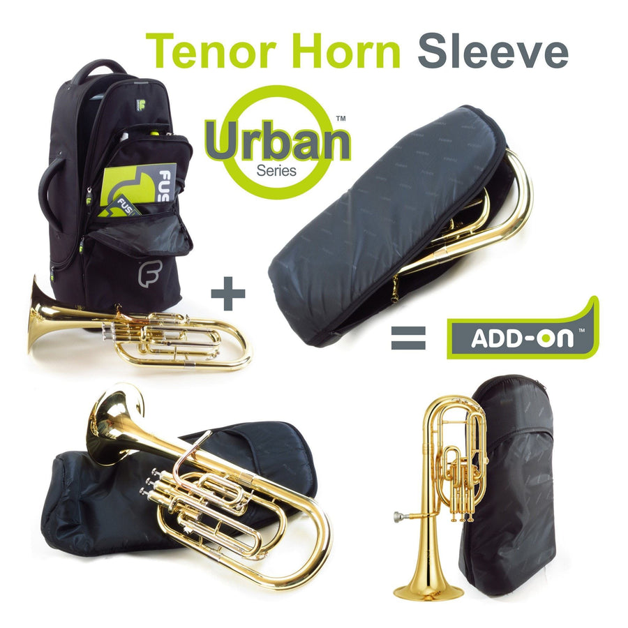 Gig Bag for Tenor Horn Sleeve, Brass Gig Bags,- Fusion-Bags.com - Tenor Horn Sleeve - Fusion-Bags.com