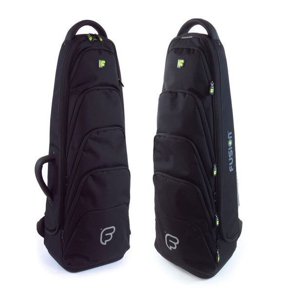 "Gig Bag for Urban 9.5"" Tenor Trombone Bag, Brass Gig Bags,- Fusion-Bags.com - Urban 9.5"" Tenor Trombone Bag - Fusion-Bags.com"