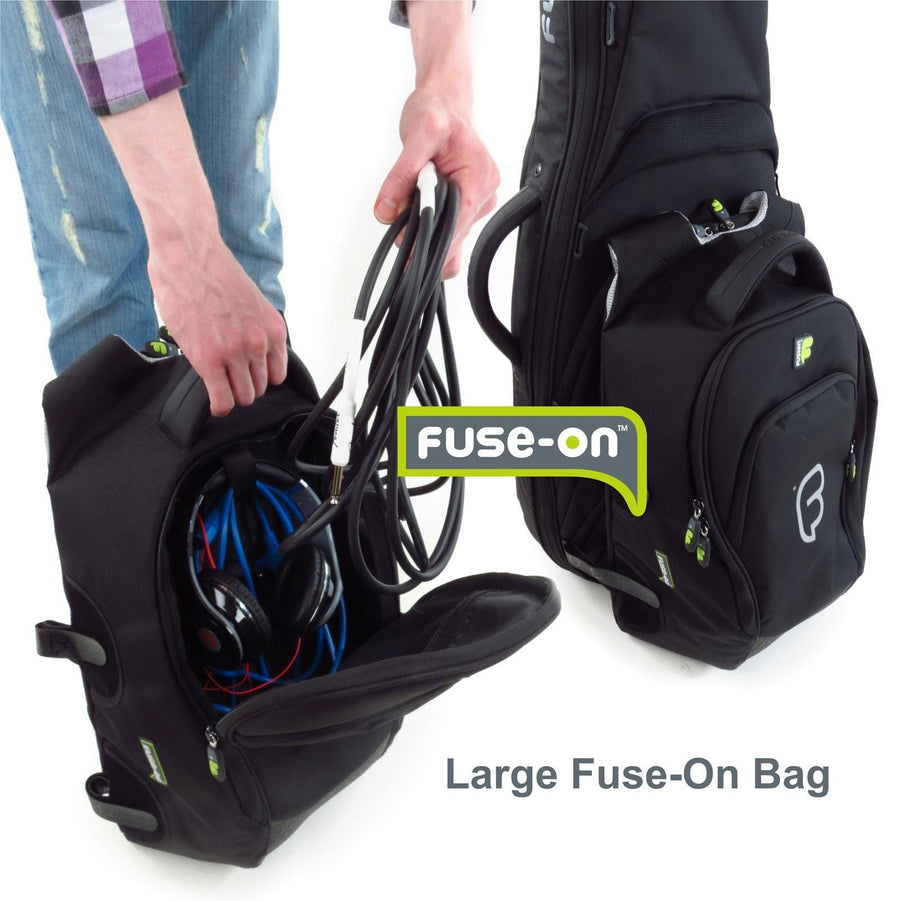 Gig Bag for Urban Bass Guitar Bag, Guitar and Bass Bags,- Fusion-Bags.com - Urban Bass Guitar Bag - Fusion-Bags.com