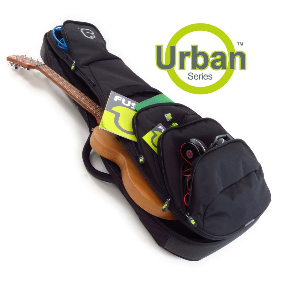 Gig Bag for Urban Electric Guitar Bag, Guitar and Bass Bags,- Fusion-Bags.com - Urban Electric Guitar Bag - Fusion-Bags.com