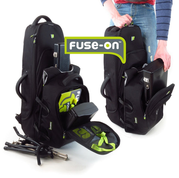 Gig Bag for Urban Tenor Sax, Woodwind Gig Bags,- Fusion-Bags.com - Urban Tenor Sax Bag - Fusion-Bags.com