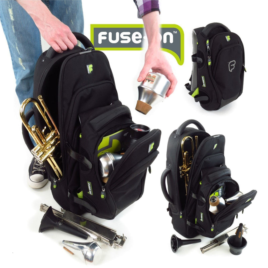 Gig Bag for Urban Trumpet, Brass Gig Bags,- Fusion-Bags.com - Urban Trumpet Bag - Fusion-Bags.com